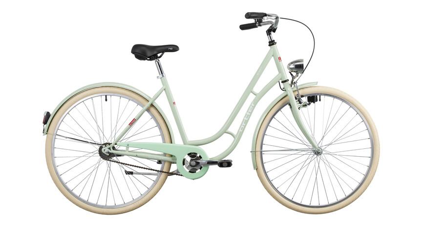 Ortler Detroit - Bicicleta holandesa - verde pastel